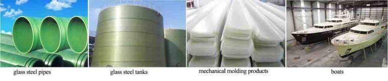 fiberglass tissue application